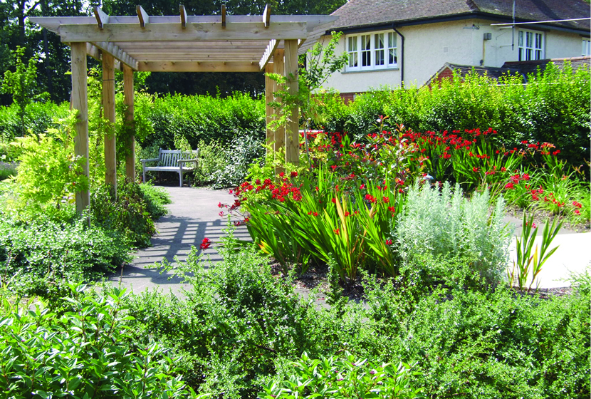 Elwood landscape design extra care development for Landscape design suffolk